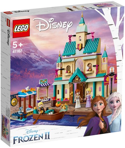 LEGO Disney Frozen II Kasteeldorp Arendelle - 41167
