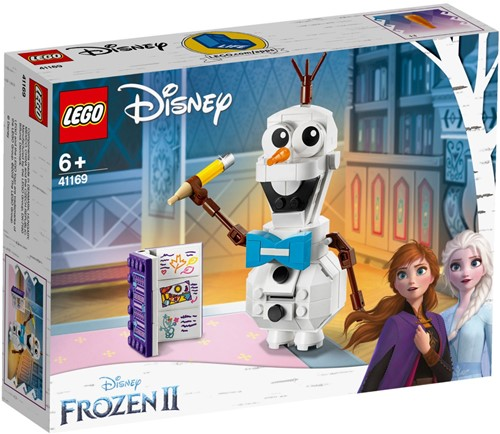 LEGO Disney Frozen II Olaf - 41169