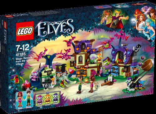LEGO Elves 41185 Magische redding uit het Goblin-dorp