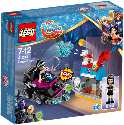 LEGO DC Super Hero Girls Lashina™ tank - 41233