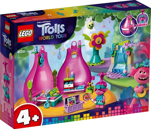 LEGO Trolls Poppy's huisje - 41251