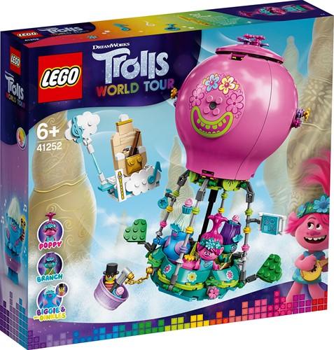 LEGO Trolls Poppy's luchtballonavontuur - 41252