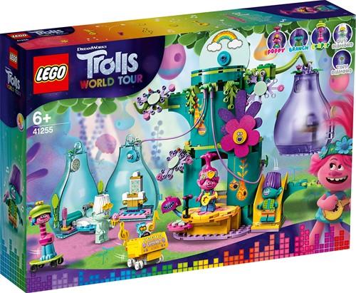 LEGO Trolls Feest in Trol Dorp - 41255