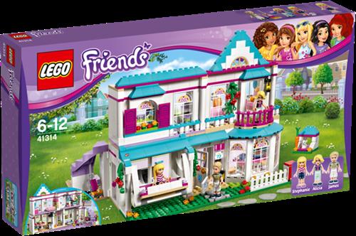 LEGO Friends Stephanies huis - 41314