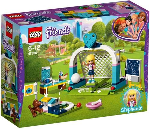 LEGO Friends 41330 Stephanie's voetbaltraining