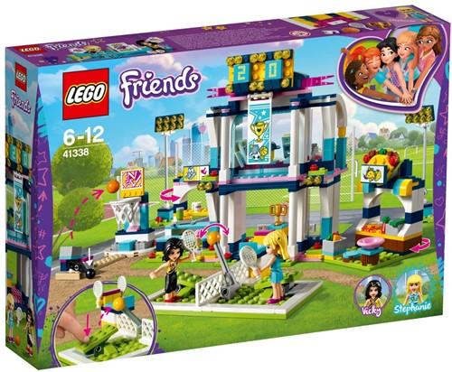 LEGO Friends Stephanie's sportstadion - 41338
