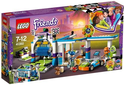 LEGO Friends Autowasstraat - 41350