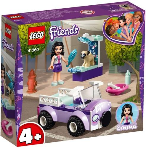 LEGO Friends 41360 Emma's mobiele dierenkliniek