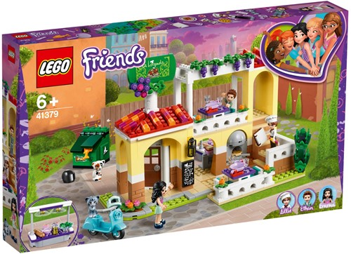 LEGO Friends Heartlake City restaurant - 41379
