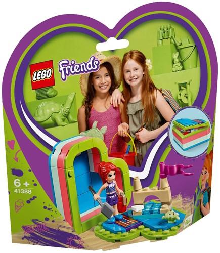 LEGO Friends Mia's hartvormige zomerdoos - 41388