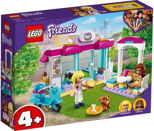 LEGO Friends Heartlake City bakkerij - 41440