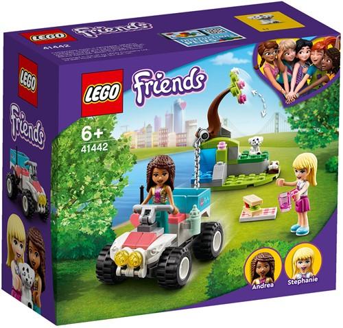 LEGO Friends Dierenkliniek reddingsbuggy - 41442