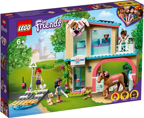 LEGO Friends Heartlake City dierenkliniek - 41446