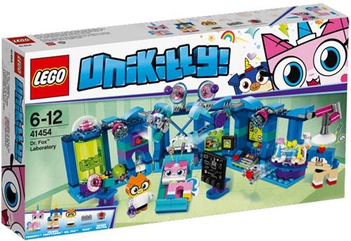 LEGO Unikitty™ Dr. Fox™ laboratorium - 41454