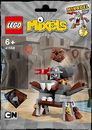 LEGO Mixels™ MIXADEL - 41558