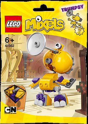 LEGO Mixels™ 41562 TRUMPSY
