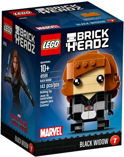 LEGO BrickHeadz™ Black Widow - 41591