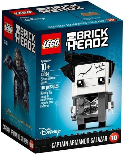 LEGO BrickHeadz™ 41594 Captain Armando Salazar