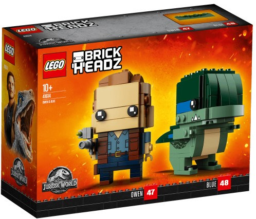 LEGO BrickHeadz™ 41614 Owen en Blue