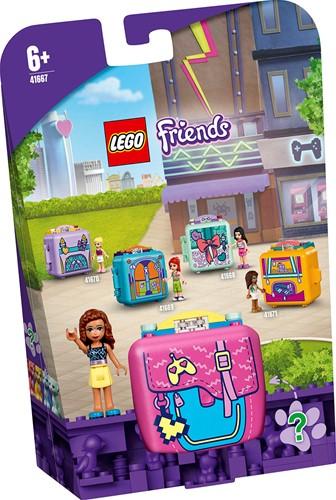 LEGO Friends Olivia's speelkubus - 41667