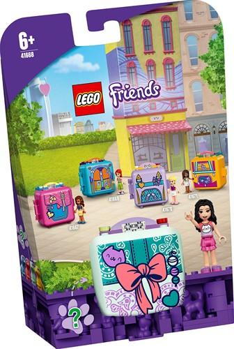 LEGO Friends Emma's modekubus - 41668