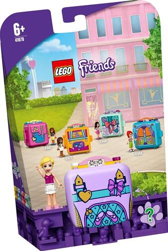 LEGO Friends Stephanie's balletkubus - 41670
