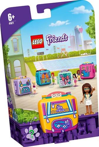 LEGO Friends Andrea's zwemkubus - 41671