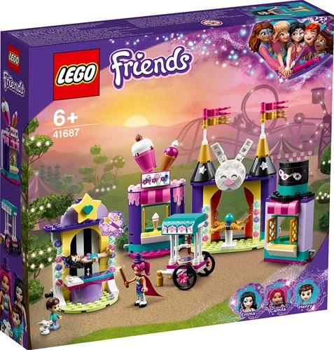 LEGO Friends Magische kermiskraampjes - 41687