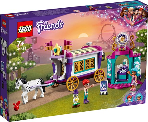 LEGO Friends Magische caravan - 41688