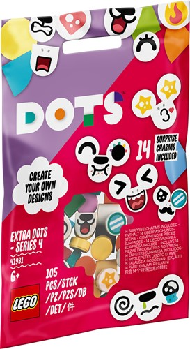 LEGO DOTS Extra DOTS - serie-4 - 41931