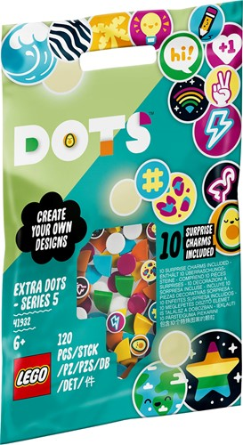 LEGO DOTS Extra DOTS - serie-5 - 41932