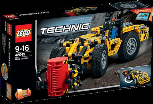 LEGO Technic Mijnbouwgraafmachine - 42049