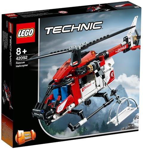 LEGO Technic Reddingshelikopter - 42092