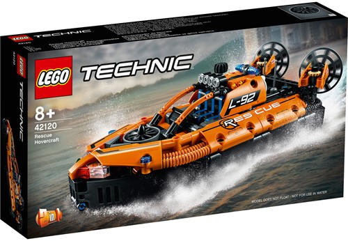 LEGO Technic Reddingshovercraft - 42120