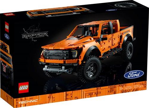 LEGO Technic Ford® F-150 Raptor - 42126