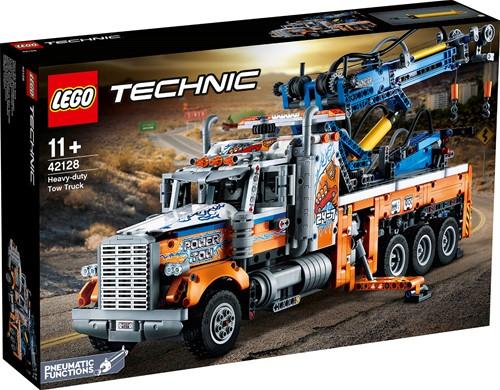 LEGO Technic Robuuste sleepwagen - 42128