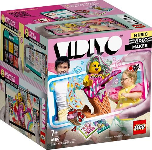 LEGO VIDIYO™ Candy Mermaid BeatBox - 43102