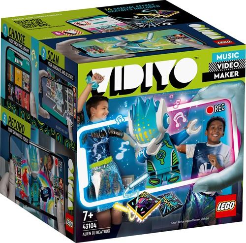 LEGO VIDIYO™ Alien DJ BeatBox - 43104