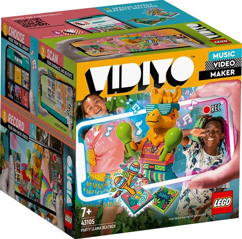 LEGO VIDIYO™ Party Llama BeatBox - 43105