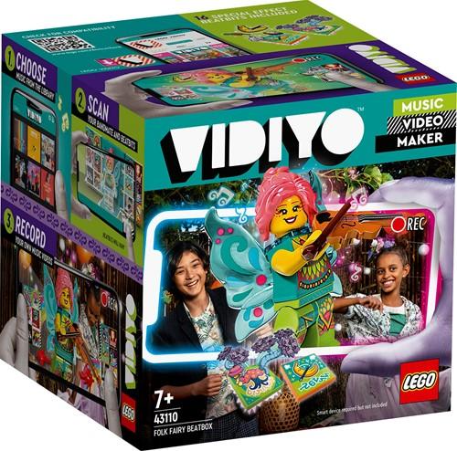 LEGO VIDIYO™ Folk Fairy BeatBox - 43110