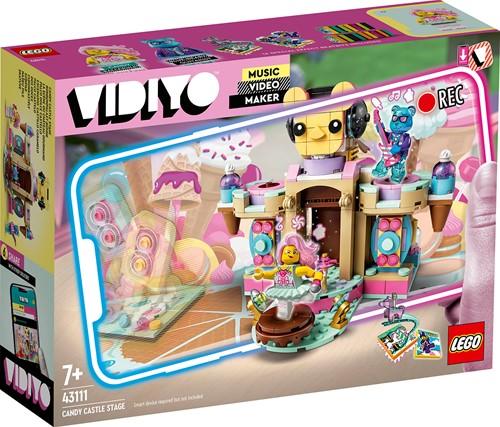 LEGO VIDIYO™ Candy Castle Stage - 43111