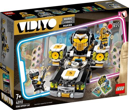 LEGO VIDIYO™ Robo HipHop Car - 43112