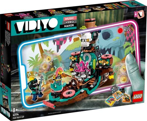 LEGO VIDIYO™ Punk Pirate Ship - 43114