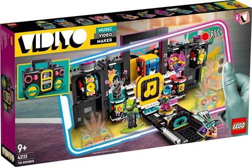 LEGO VIDIYO™ The Boombox - 43115
