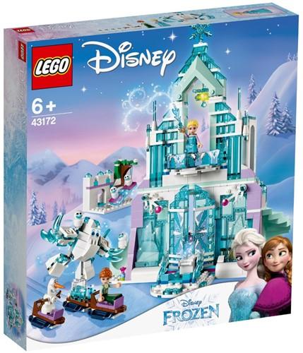 LEGO Disney Frozen II 43172 Elsa's magische ijspaleis
