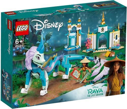 LEGO Disney Princess™ Raya en Sisu draak - 43184