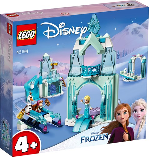 LEGO Disney Princess™ Anna en Elsa's Frozen Wonderland - 43194