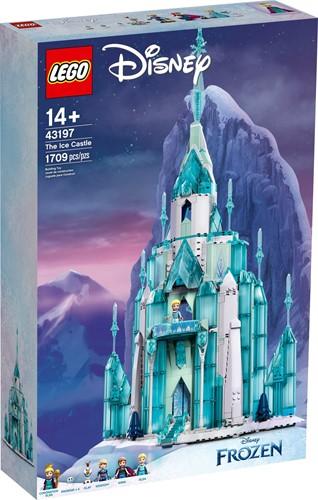 LEGO Disney Frozen Het IJskasteel - 43197