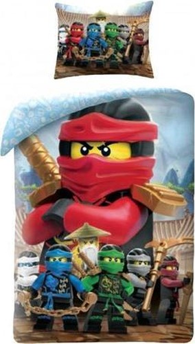 LEGO Dekbedovertrek NINJAGO® Group
