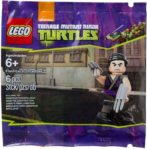 LEGO Ninja Turtles 5002127 Flashback Shredder™ (polybag)